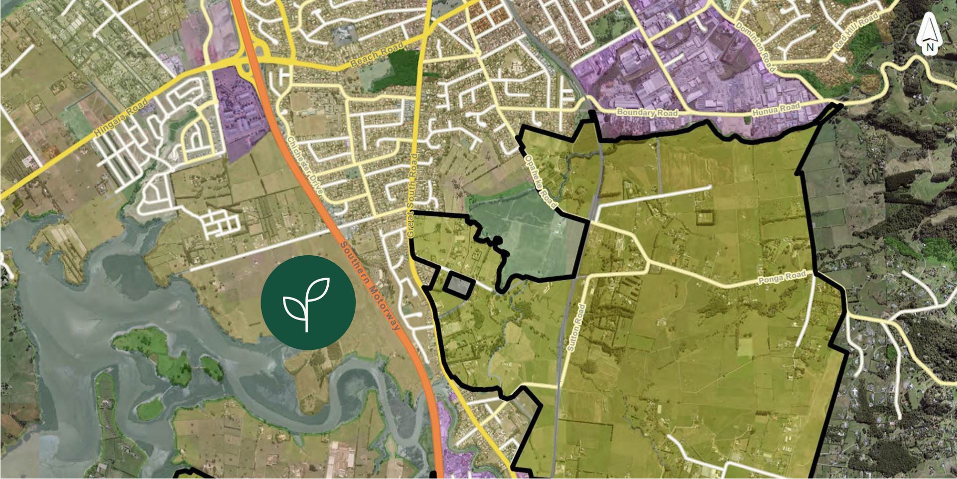 Urban growth signalled in Southern Auckland
