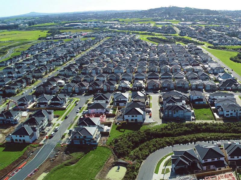 Hugh Green Group Donegal Glen development
